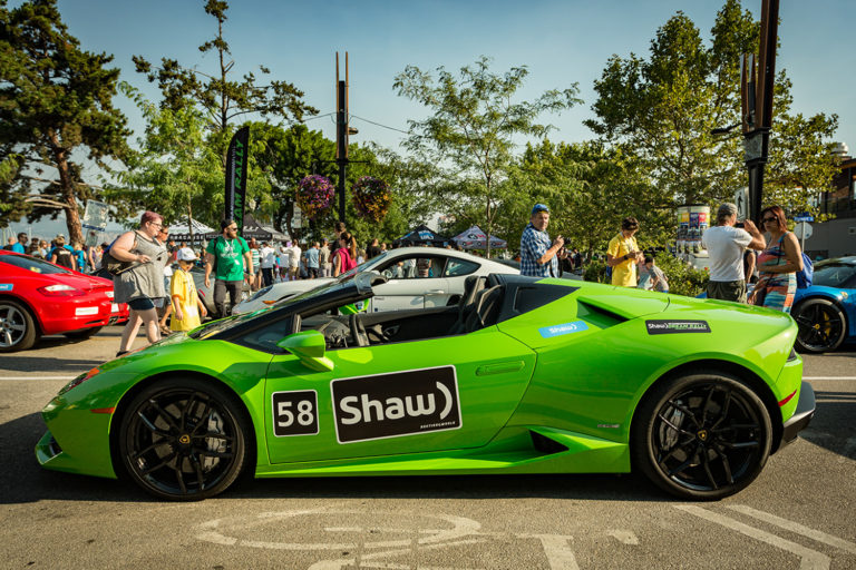 Okanagan Dream Rally Sponsorship Opportunities in Kelowna BC