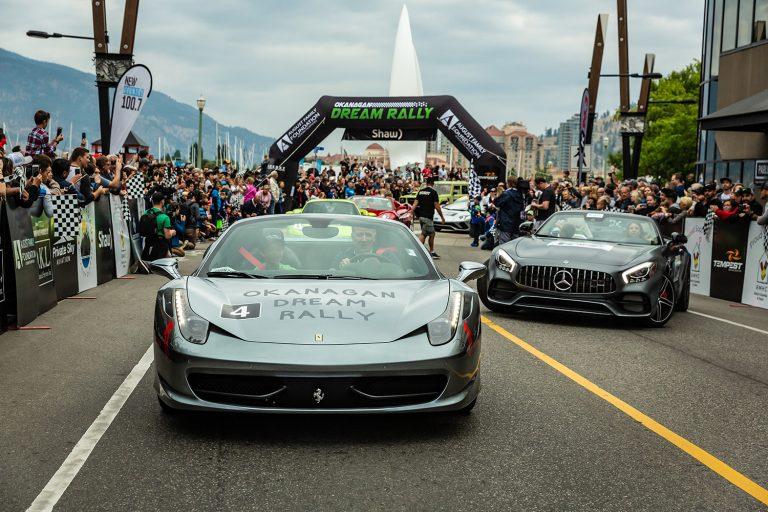 2019 Okanagan Dream Rally Driver Registration